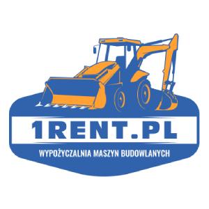 Wynajem ładowarki Poznań - 1Rent
